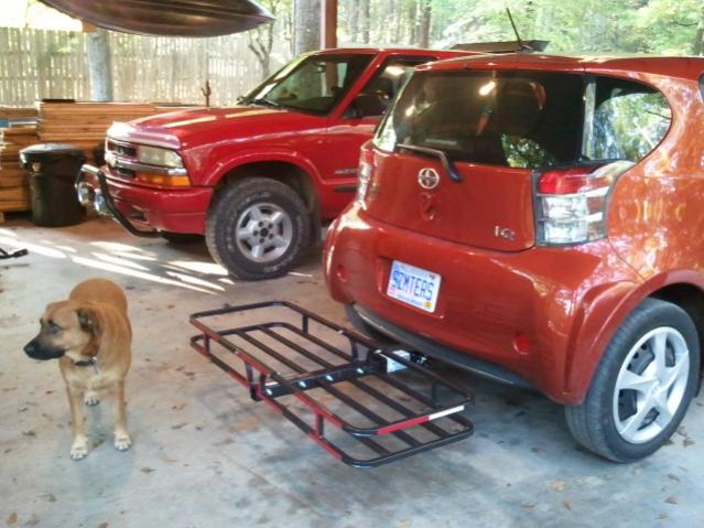i purchased a curt hitch from autoanything com for around $115  i got it in  about 3 days and put it on in less than an hour  as you can see,