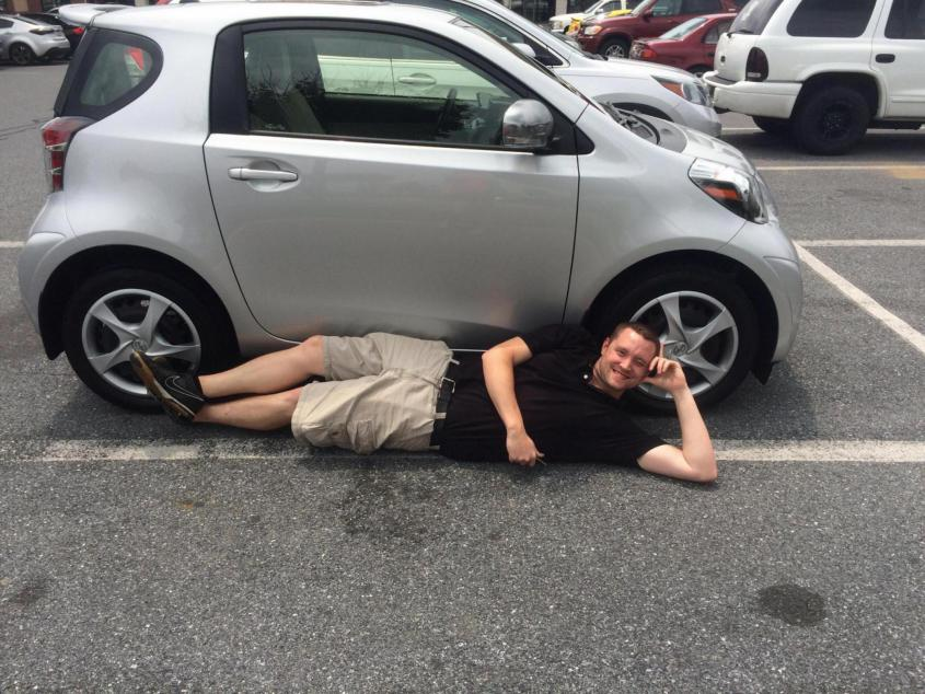 Too Dumb For A Smart Car So Looking To Increase My Iq With A Scion