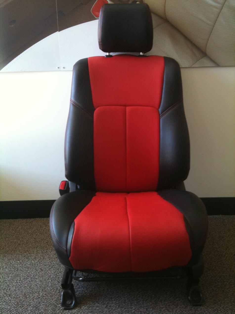 Group Buy Clazzio Seat Cover Set For The IQ