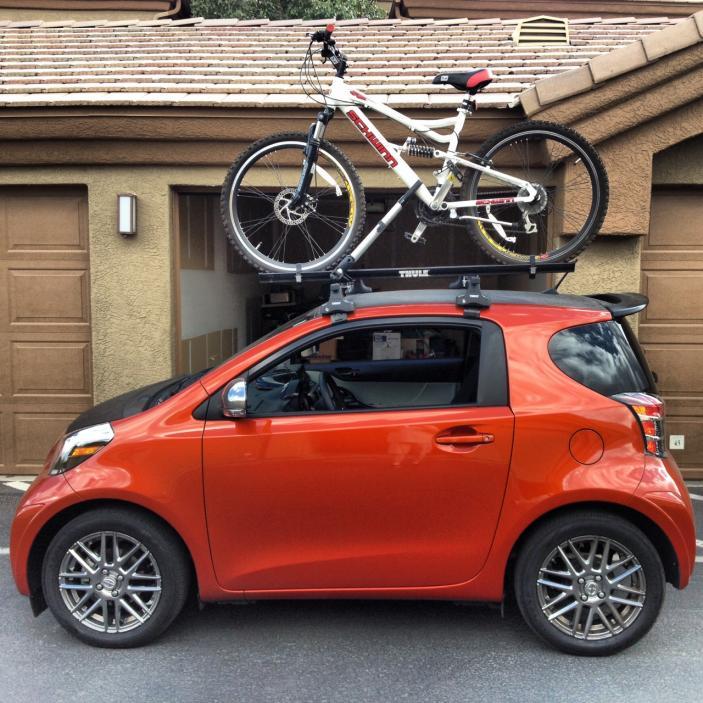 Toyota Iq Bike Rack